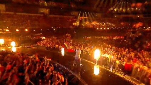 AWS выступили во втором полуфинале Евровидения 2018