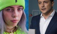 Пользователь Twitter показал что было бы, если бы Владимир Зеленский выбрал в жены другую