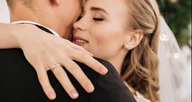 Анна Кошмал, муж, свадьба