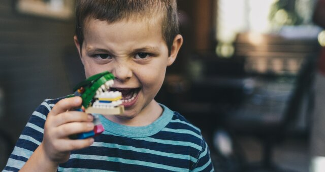 Ребенок на карантине из-за коронавируса