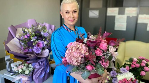 День рождения Аллы Мазур: Сеничкин, Падалко, Барбир, Писанка, Пономарев поздравили телезвезду