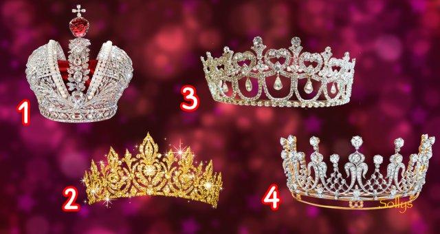 Быстрый тест: узнай, какая ты королева и что является твоим главным достоинством