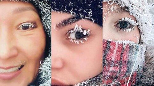 Коли негода диктує моду: як сніг прикрашає обличчя людей у самих засніжених точках світу (ФОТО)