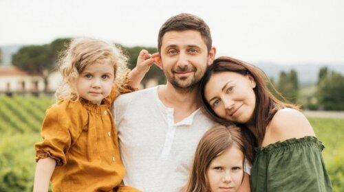 Андрій Шабанов розповів, у що грає з дітьми