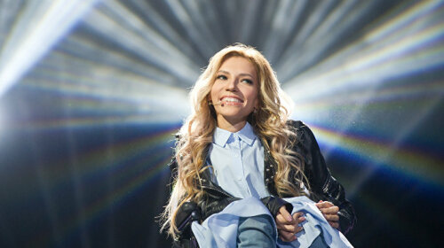 Юлия Самойлова выступила на Евровидении 2018