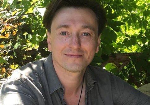 Сергей Безруков с новой срижкой