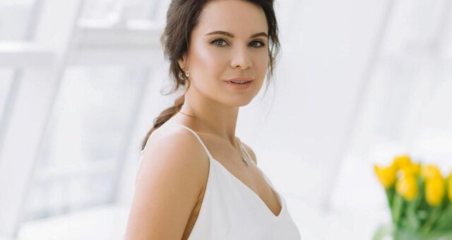 Лилия Подкопаева, фото, дочка, родила, муж, игорь дубинский