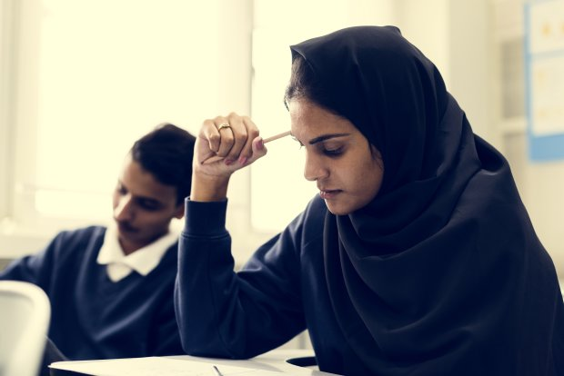 Многие арабские женщины получают образование в лучших университетах мира