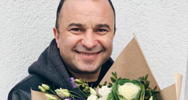 Виктор Павлик, певец, архивный снимок