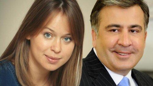 """""""Мы вместе, мы любим друг друга"""": Саакашвилли строит дом для Елизаветы Ясько под Киевом"""