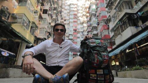 Дмитрий Комаров побывает внутри «инстаграмного» дома в Гонконге и узнает свою судьбу у китайских предсказателей