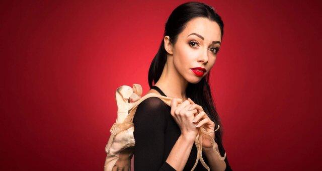 Екатерина Кухар, балерина, критика в Сети