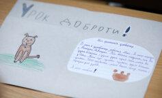 Уроки доброты для детей – в помощь бездомным животным