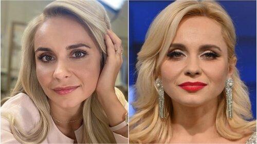 Лилия Ребрик показала самый модный макияж 2021 года, который отлично подойдет для женщин от 20 до 50+