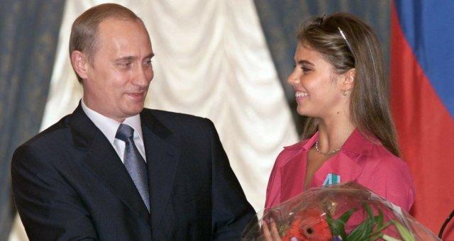 Владимир Путин, Алина Кабаева
