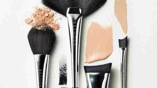 как почистить кисти для макияжа