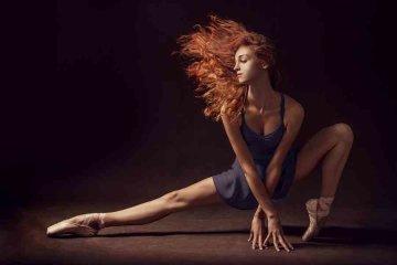 черного чая худеют балерины