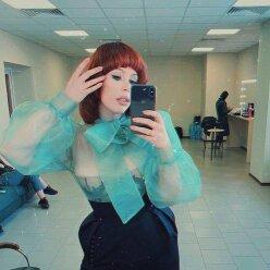 Соня Плакидюк показала свою кицю-мацицю (фото)