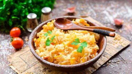 Швидкий плов: рецепт смачного і простого обіду