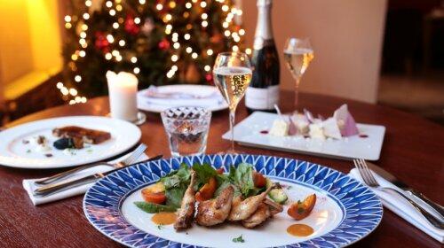 Что приготовить на Рождество: простое быстрое меню  из трех блюд