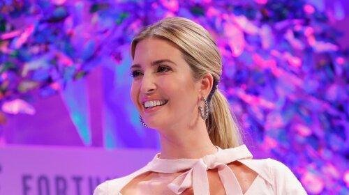 Иванка Трамп в шикарном платье появилась на вечеринке у самого богатого человека планеты