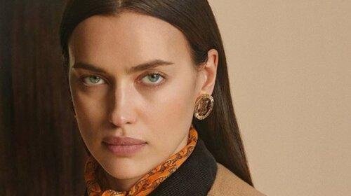 Горячая Ирина Шейк появилась на публике в зебровой рубашке и колготах - «Просто в десяточку» (ФОТО)