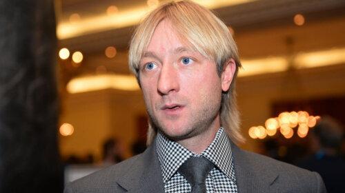 Евгений Плющенко прокомментировал  отношения с предполагаемой любовницей Мариной Девятовой: Яне Рудковской будет интересно узнать