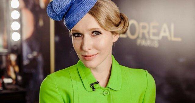 Катя Осадчая, телеведущая, образ звезды, критика в Сети
