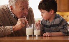 в каком возрасте нельзя пить молоко