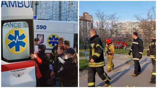 Моторошна пожежа в Києві: дітей реанімували рятувальники – подробиці (ФОТО, ВІДЕО)
