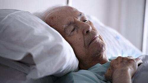 Вчені назвали ознаку близької смерті людини