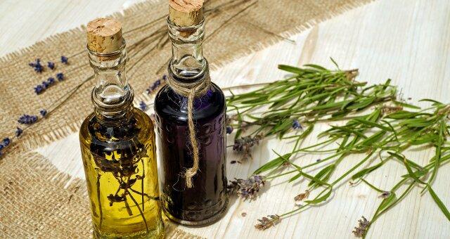 Эфирные масла-антисептики