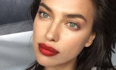 Ірину Шейк підловили на вулиці з красенем-брюнетом (ФОТО)