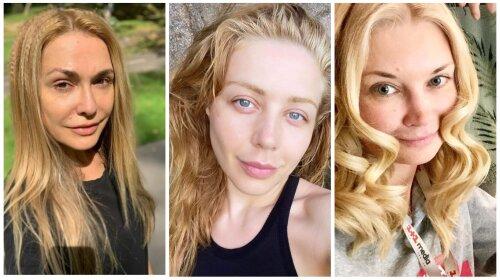 Сумская, Кароль, Таран и другие: звезды, которые выглядят гораздо моложе без макияжа