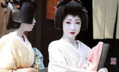 Ученые показали, как на самом деле выглядели японские гейши