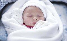 Младенца спасли от огромной опухоли: весила больше, чем ребенок