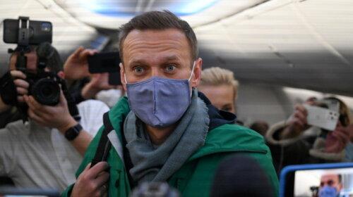 В России задержали оппозиционера Алексея Навального
