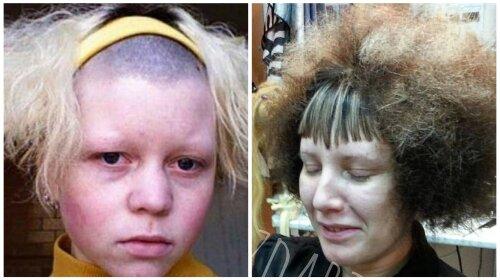 """""""Я мастер, я так вижу"""": ТОП-16 девушек, которым не повезло с парикмахером (ФОТО)"""