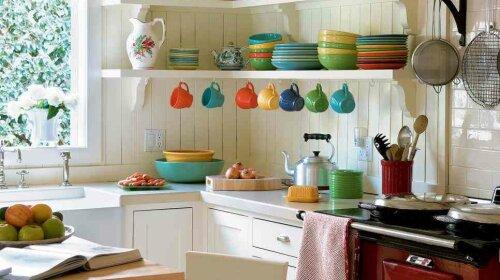 кухня, маленькая кухня, идеи для кухни