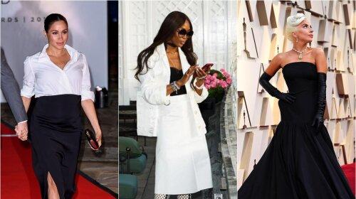 Самые стильные знаменитости 2019 года: Рианна, Леди Гага, Наоми Кэмпбелл и Меган Маркл - кто возглавил звездный рейтинг
