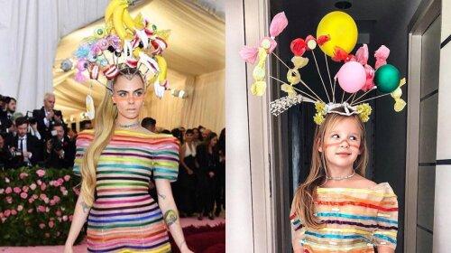 Мати і дочка з Туреччини дуже правдоподібно копіюють вбрання зірок (ФОТО)