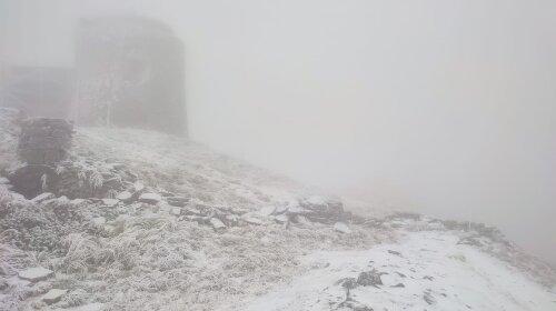 В Україні випав перший сніг: неймовірні фото і відео
