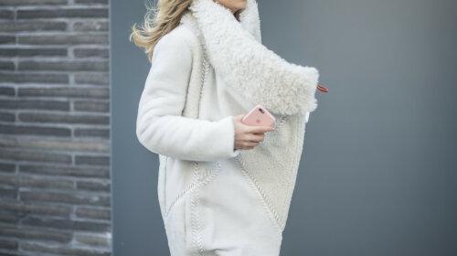 Как носить дубленку в зимнем сезоне 2018