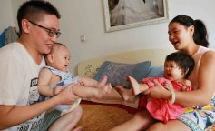 Only 18% of couples in China apply to have second child