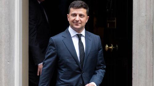 Президент України, Володимир Зеленський, щеплення від COVID19