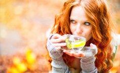 Як чай впливає на мозок
