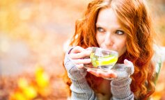 Как чай влияет на мозг