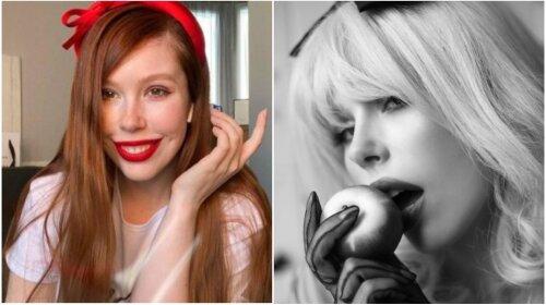 С Дорофеевой одно лицо: Соня Плакидюк устроила сексуальную фотосессию на кресле