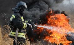 Пожар на Дарницком рынке: все подробности и фото
