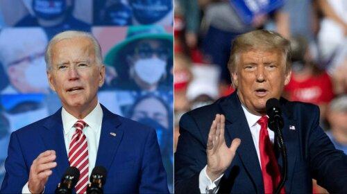 Выборы в США 2020, первые результаты: кто победит — Джо Байден или Дональд Трамп?
